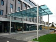 Bespoke Glass Canopies