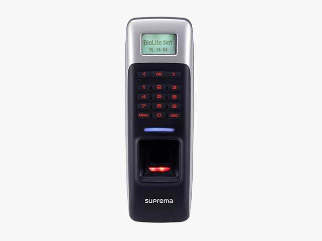 Biometric Access Control - Fingerprint