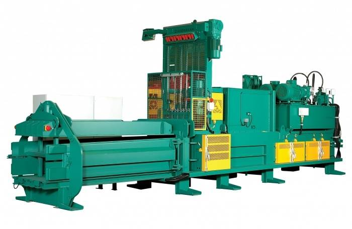 Avermann 1810 Horizontal Baler