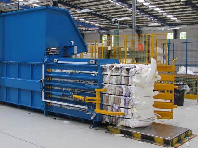Balers and Compactors for Sale
