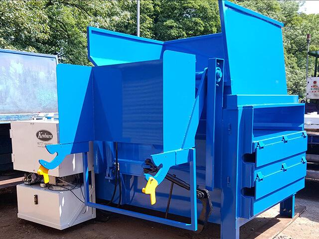 Kenburn Select Static Compactors