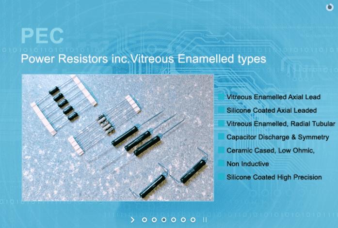 PEC - Power Resistors