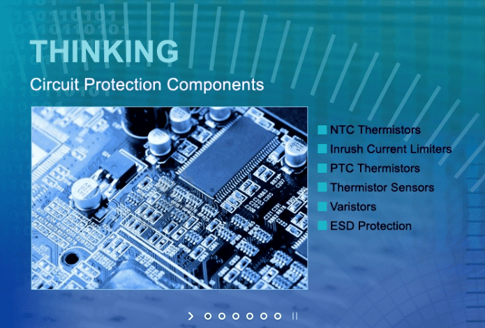Thinking - Circuit Protection Components