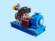 Diesel Driven Self Priming Pumps