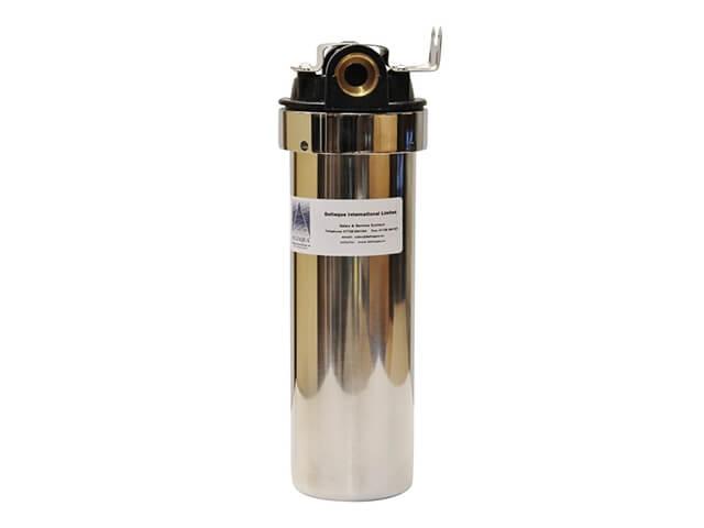 nsa water filter installation instructions
