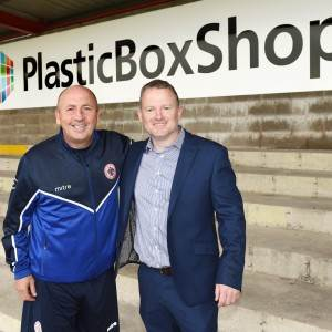 Accrington Stanley Sponsors launch