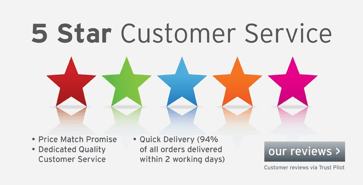 5 star B2B customer service
