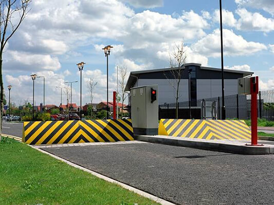 Traffic Security Barriers