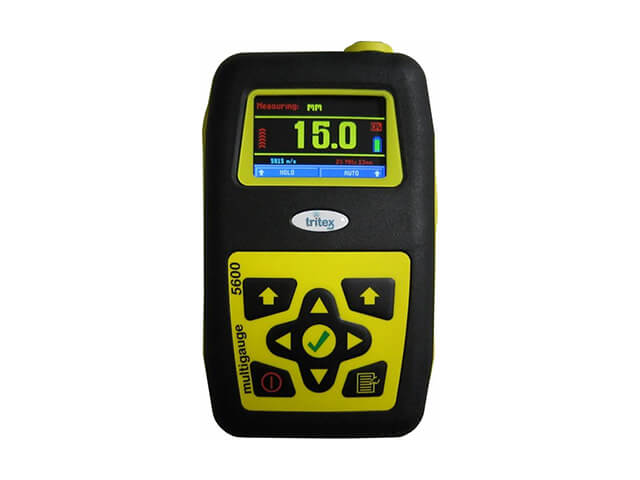 Multigauge 5600 Hand Held