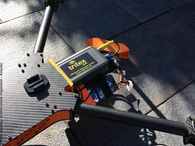 Multigauge 6000 Drone Thickness Gauge