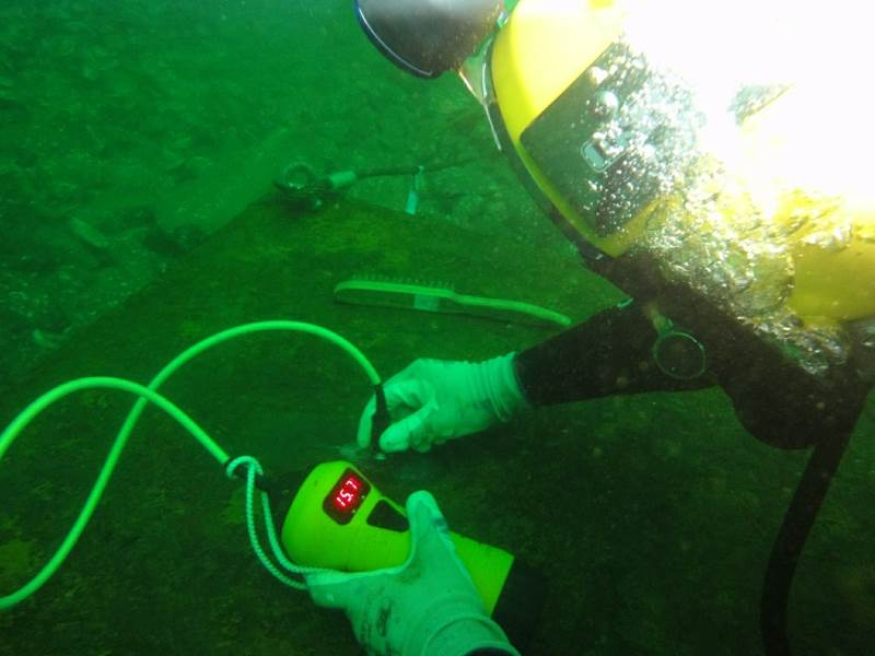 Multigauge 3000 Underwater Thickness Gauge