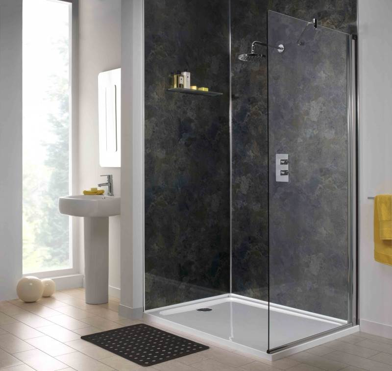 A b building products ltd shower wall panels shower - Revetement mural pour salle de bain humide ...