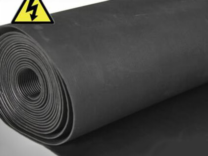 Electrical safety matting