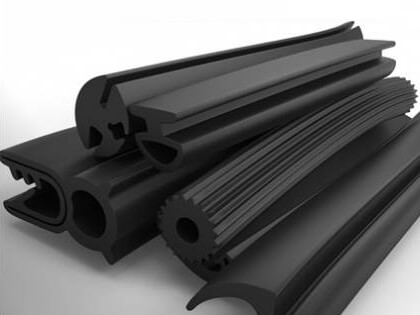 Rubber extrusions any shape any material