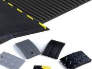 Rubber matting for a range of instances