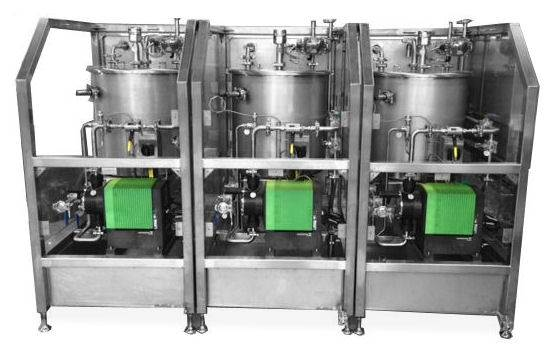 Dosing Skid Range Expands to Meet New Demand