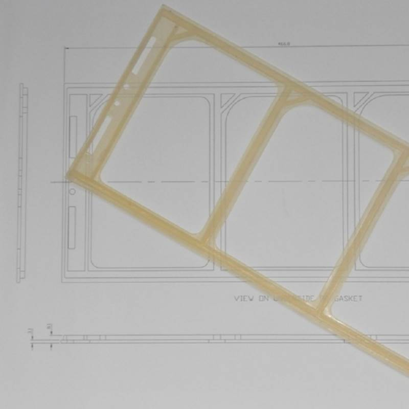 thermoforming silicone gaskets