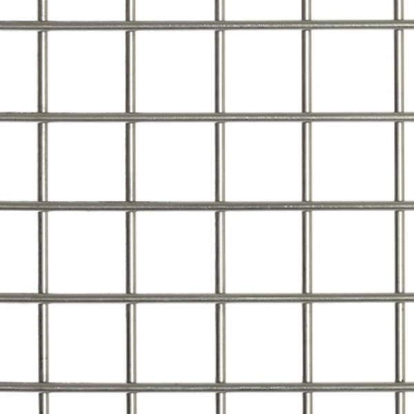 Welded Wire Mesh (Mild Steel)