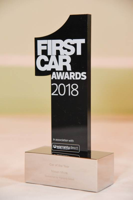 FirstCar Returns to Super-Efficient Special EFX for Trophies