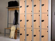 Swimming Pool Lockers