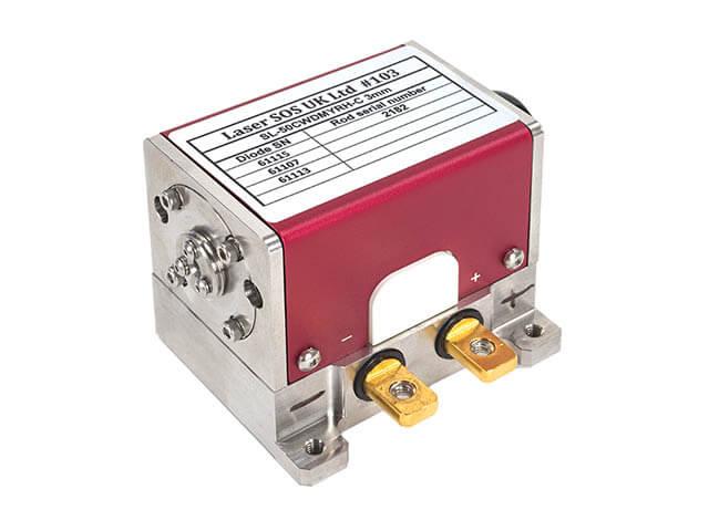 Diode Pumped Laser Modules - YAG