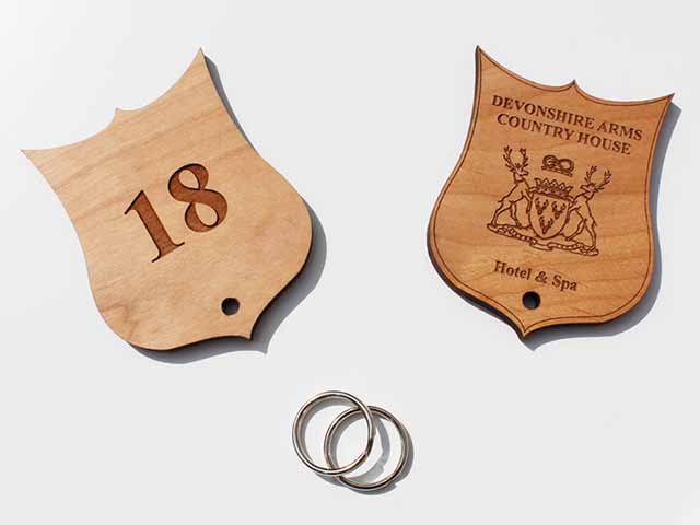 Bespoke Wood Engraved Products