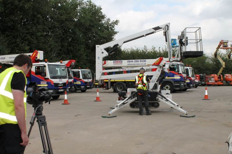 AFI Produces Machine Familiarisation Videos For Truck and Track Mounts