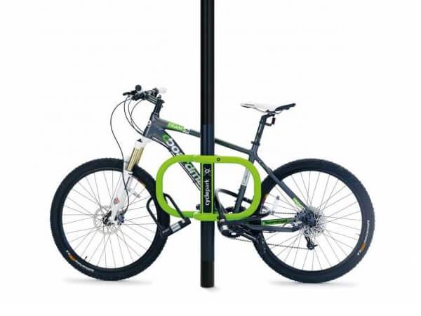 Smartstreets-Cyclepark™ Cycle hoop bike parking