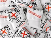 City of London Minibin™ pocket ashtray