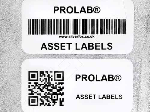 Prolab® Asset Labels