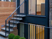 Iron and Steel Balustrade