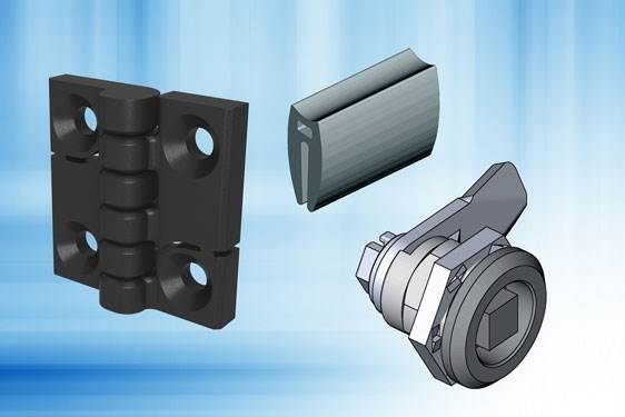 EMKA describe hardware package for small housings and boxes