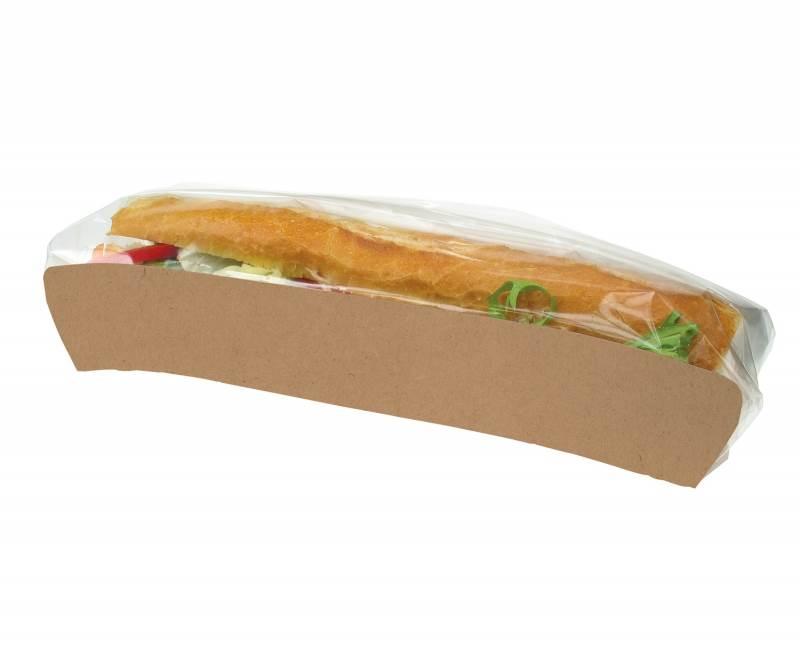 Kraft Baguette Packaging