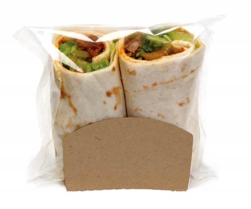 Kraft & Film Tortilla Packaging