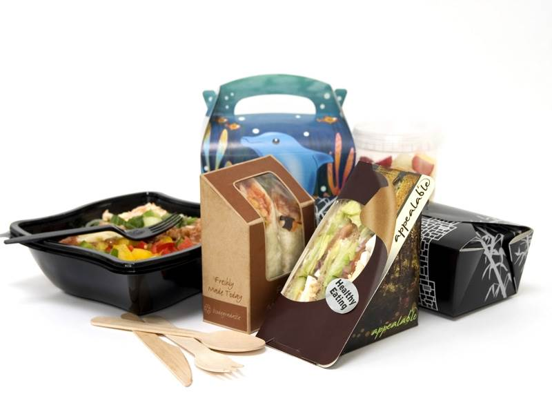Biodegradable Food Packaging Supplier