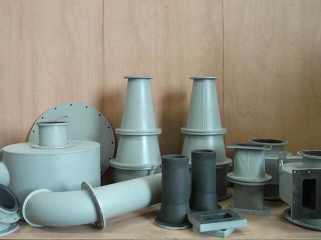 Rubber Lined Parts for Sand Washing Plant