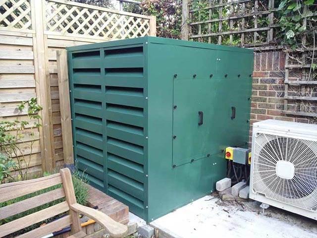 Sound Proof Enclosures
