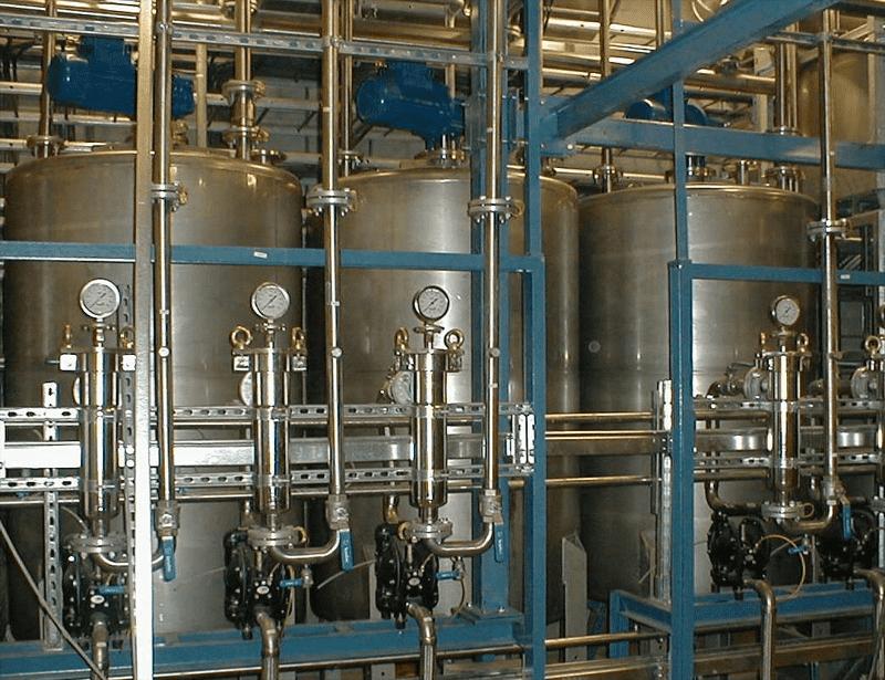 Kawasaki Staffa Motors & Pumps for Mixing Machines