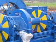 Base Mounted Winches