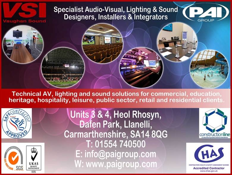 Main image for Vaughan Sound Installations Ltd