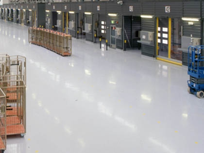 Industrial Epoxy Floor Paint