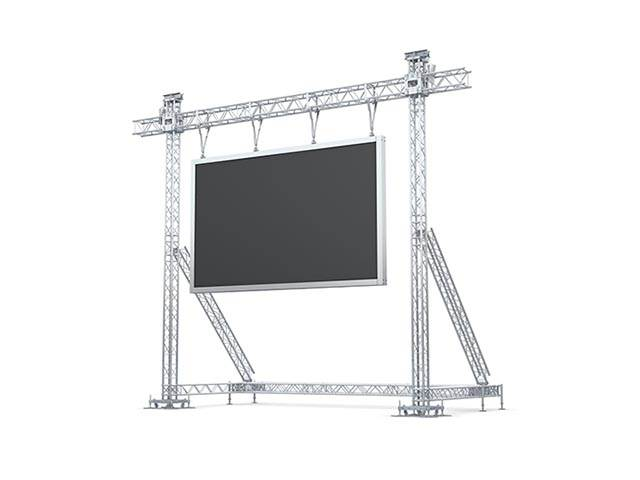 Area Four Industries Uk Aluminium And Steel Truss Systems
