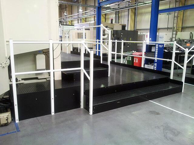 Gantry Work Platforms