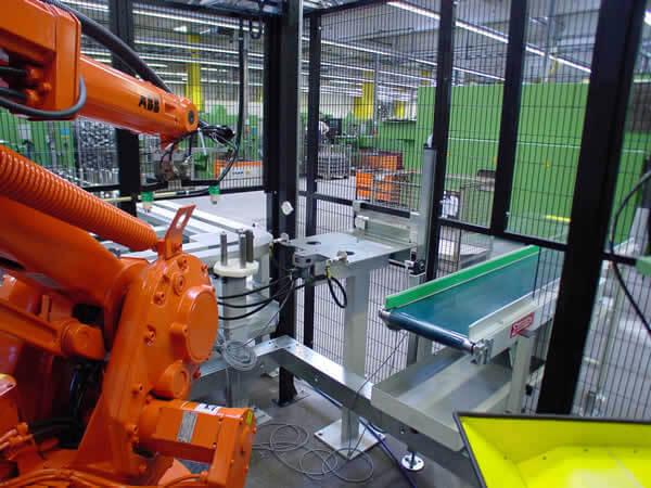 Machine Safety Fencing