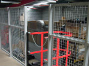 Mezzanine Floor Guard