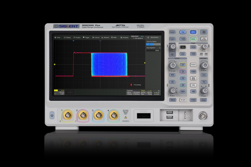 Telonic Instruments announce the UK release of the SDS2000X Plus Oscilloscope