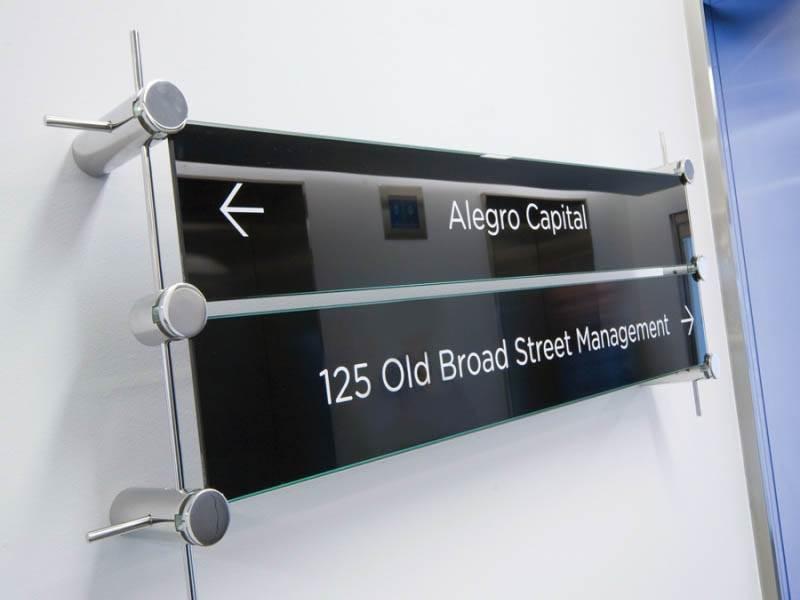 Modular Signage Systems, Standard & Custom Items