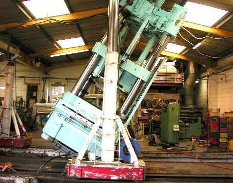 Plant & Equipment Handling