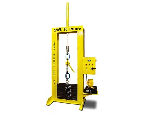 Combination Lifting Equipment Test Machine