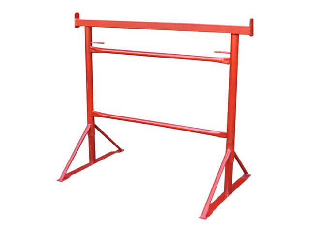 Builders Trestles - Red